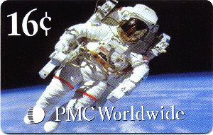 PMC Worldwide CallCard
